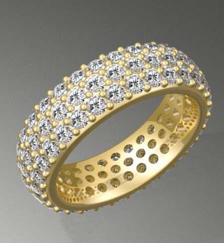 Diamond Bangles For Girls (1)