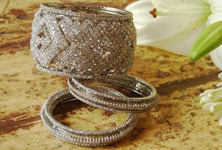 Diamond Bangles For Girls (2)
