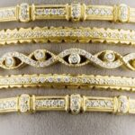 Diamond Bangles For Girls (3)