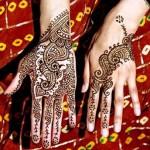 Eid-ul-fiter hand Mehndi Designs