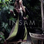 Insam Ajrak Latest Awesome Wedding Stylish Collection 2012 For Girls (1)