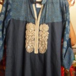 Insam Ajrak Latest Awesome Wedding Stylish Collection 2012 For Girls (3)