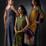 Insam Ajrak Latest Awesome Wedding Stylish Collection 2012 For Girls (7)