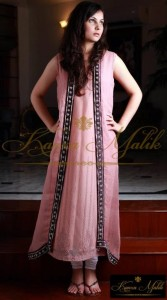 Kanxa Malik Awesome Mid Summer Eid Outfits 2012 For Pakistani Women