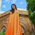 Latest Eid Mid summer Dresses Collection 2012 For Women By Qimash (1)