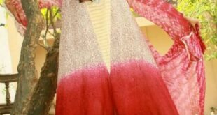 Latest Eid Mid summer Dresses Collection 2012 For Women By Qimash (3)