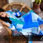 Latest Eid Mid summer Dresses Collection 2012 For Women By Qimash (7)