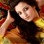 Latest Eid Mid summer Dresses Collection 2012 For Women By Qimash (8)
