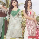 Latest Eid Salwar Kameez Collection 2012 By Mansha Boutique