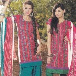 Latest Eid Salwar Kameez Collection 2012 for women By Mansha Boutique