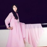 Latest Maansal Estilo Stylish outfit Summer Party Wear 2012 Collection (4)
