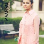 Latest Maansal Estilo Stylish outfit Summer Party Wear 2012 Collection (7)