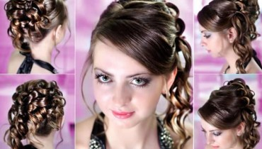 Latest New Pakistani Hairstyle Collection 2012 For Girls (8)