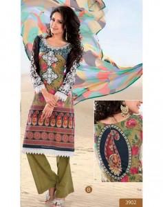 Latest Riva designer Dress Collection 2012 For Girls (3)