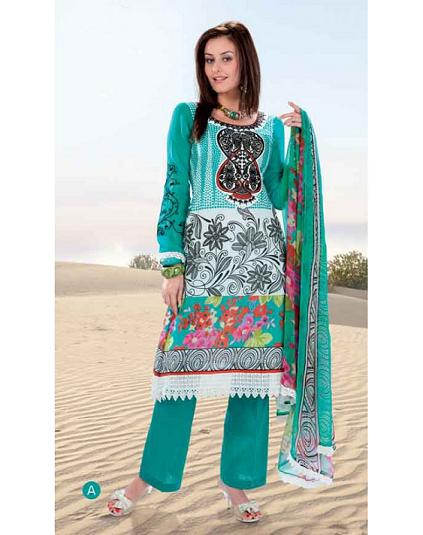 Latest Riva designer Dress Collection 2012 For Girls (7)