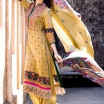 Latest Virsa Jacquard Lawn Prints 2012-13 By Five Star Clothing (3)