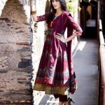 Latest Virsa Jacquard Lawn Prints 2012-13 By Five Star Clothing (4)