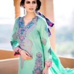 Latest Virsa Jacquard Lawn Prints 2012-13 By Five Star Clothing (6)