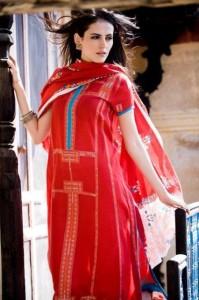 Latest Virsa Jacquard Lawn Prints 2012-13 By Five Star Clothing (8)