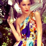 Latest Western Evening Wear Outfits Shoot for Sunday Times By Maheen Karim (4)