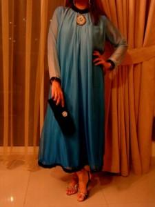 Latest stylish Eid Dresses 2012 for women