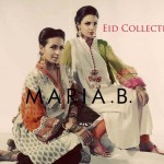 Maria.B Evening & Eid Wear Dresses Collection 2012-13