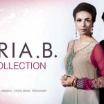 Maria.B Evening & Eid Wear Dresses Collection 2012 For Girls