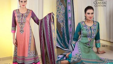 Naveed Nawaz Textiles Women Wear Outfits 2012 001