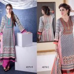 Naveed Nawaz Textiles Women Wear Outfits 2012 2