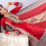 Naveed Nawaz Textiles Women Wear Outfits 2012 5