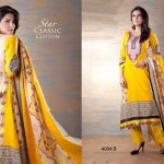Naveed Nawaz Textiles Women Wear Outfits 2012 6