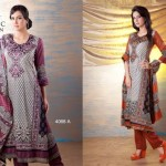 Naveed Nawaz Textiles Women Wear Outfits 2012 7