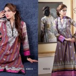 Naveed Nawaz Textiles Women Wear Outfits 2012 9