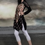 Saakh By Sabah Stylish Fashion Fun Outfits Collection 2012 For Women