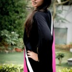 Saaya Black color Summer Casuals Formal Wear Dresses Collection 2012-2013 for Women