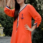 Saaya Stylish Summer Casuals Formal Evening Wear Dresses Collection 2012 for Women