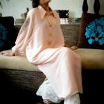 Saaya Summer Casuals Formal Wear Dresses Collection 2012 for Women long shirt