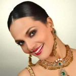Stylish Bridal Makeup & Hair Styles By N-Pro Nabila Salon (3)