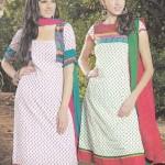 Stylish Eid ul Fitr Salwar Kameez Collection 2012 for Girls By Mansha Boutique