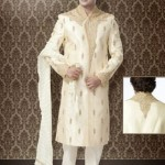 Stylish Groom Sherwani Designs Collection For Wedding 2012-2013 (3)