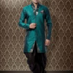 Stylish Groom Sherwani Designs Collection For Wedding 2012-2013 (4)