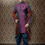 Stylish Groom Sherwani Designs Collection For Wedding 2012-2013 (7)