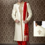 Stylish Groom Sherwani Designs Collection For Wedding 2012-2013 (8)