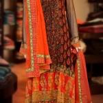 Thredz Eid Dresse Collection 2012 for Women and Girls (2)