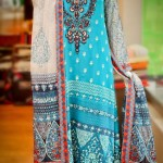 Thredz Eid Dresse Collection 2012 for Women and Girls (4)