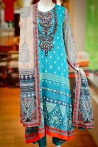 Thredz Eid Dresse Collection 2012 for Women and Girls (4)