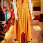 Thredz Eid Dresse Collection 2012 for Women and Girls (5)