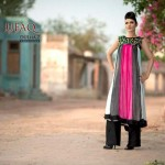 Ufaq by Dulha,s Exclusive Party Wear Evening Dresses Collection for Women