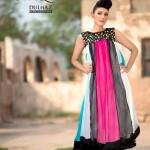 Ufaq by Dulha,s Exclusive Party Wear Evening Dresses Collection for Women (2)