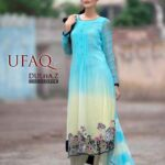 Ufaq by Dulha,s Exclusive Party Wear Evening Dresses Collection for Women (3)